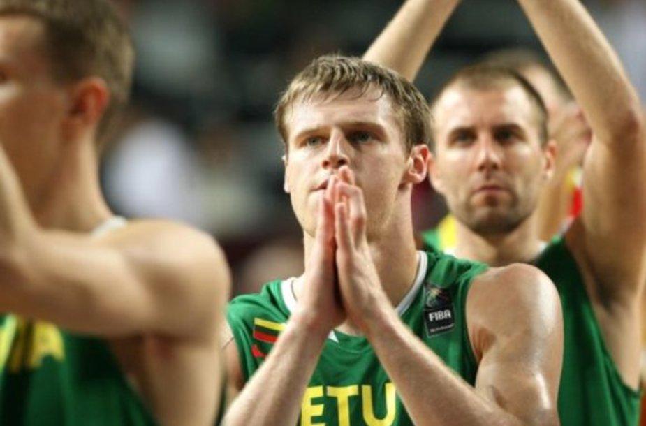 Martynas Pocius tikisi atsigauti iki Lietuvos krepšinio rinktinės stovyklos.
