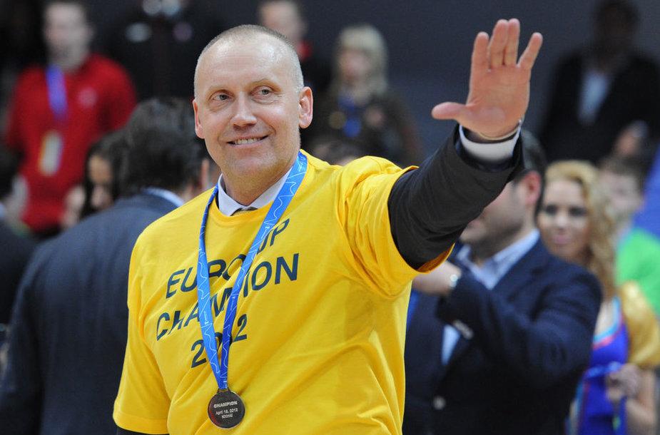 """""""Chimki"""" laimėjo Europos taurę"""