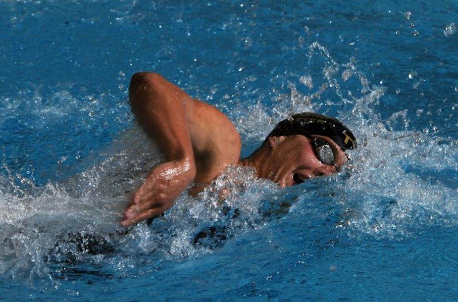 Lietuvos plaukikams Europos čempionatas jau baigėsi