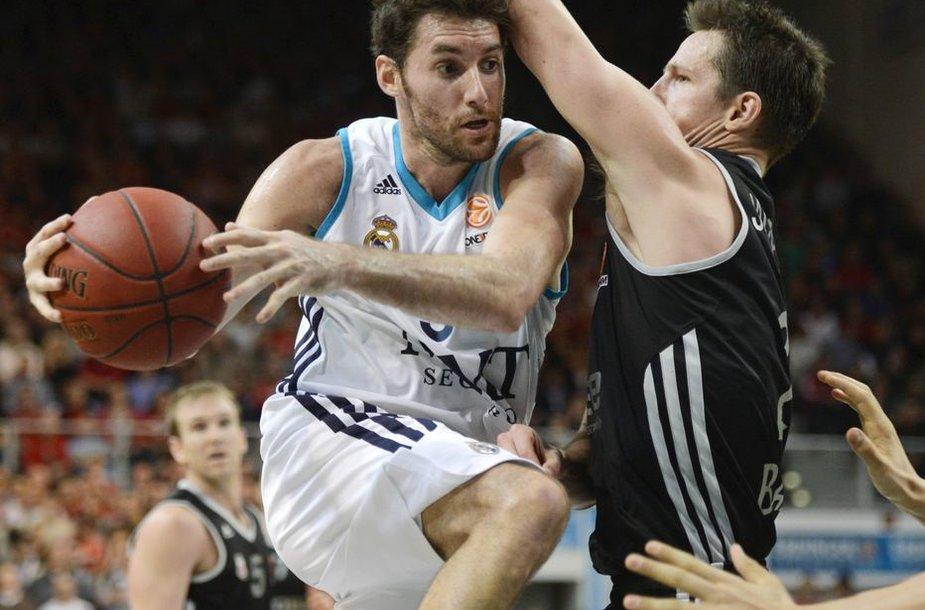 Madrido krepšininkai iškovojo antrąją pergalę