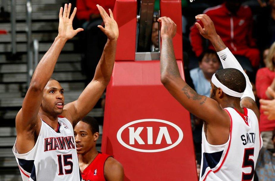 """Be lietuvių rungtyniavusi """"Raptors"""" ekipa patyrė trečią nesėkmę iš eilės NBA"""