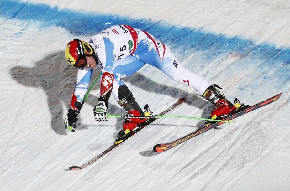Marcelis Hirscheris iš Austrijos