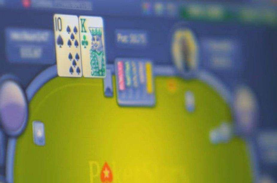 """""""1745g"""" slapyvardžiu pasivadinęs mūsiškis """"PokerStars"""" kambaryje iškovojo daugiau nei 180 tūkstančių litų"""