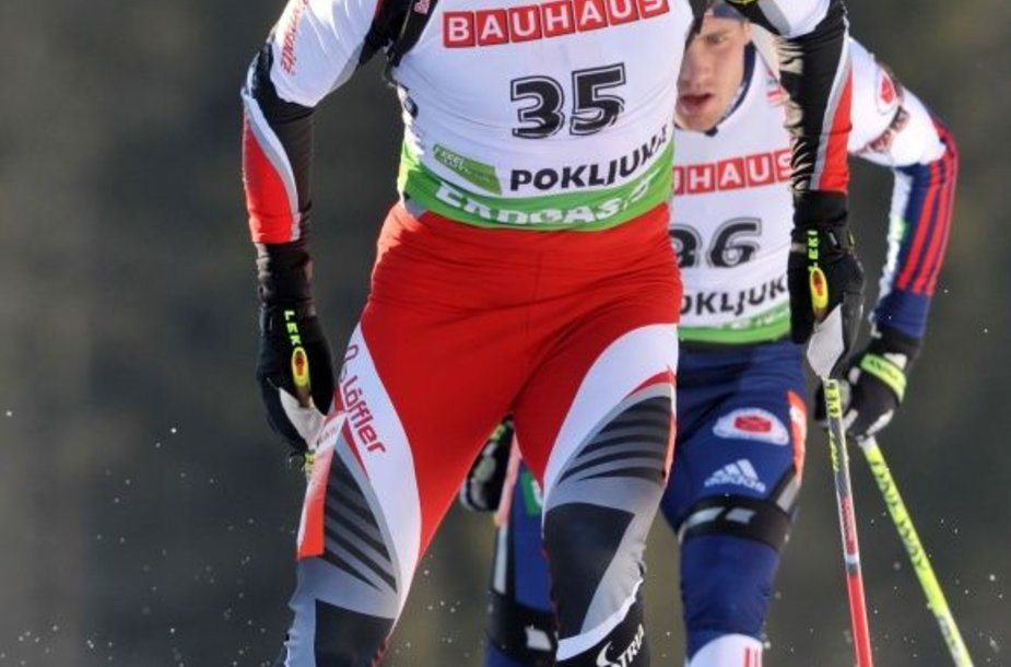 Danielis Mesotitschas laimėjo 20 km lenktynes