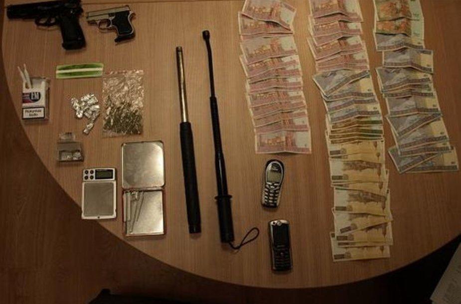 Narkotikai ir ginklai