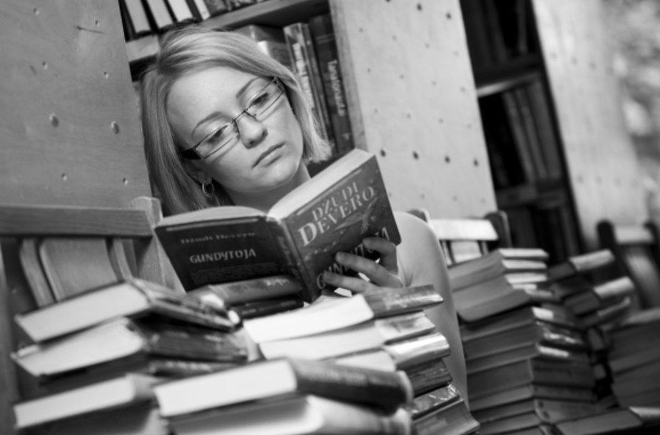 Knygų skaitymas
