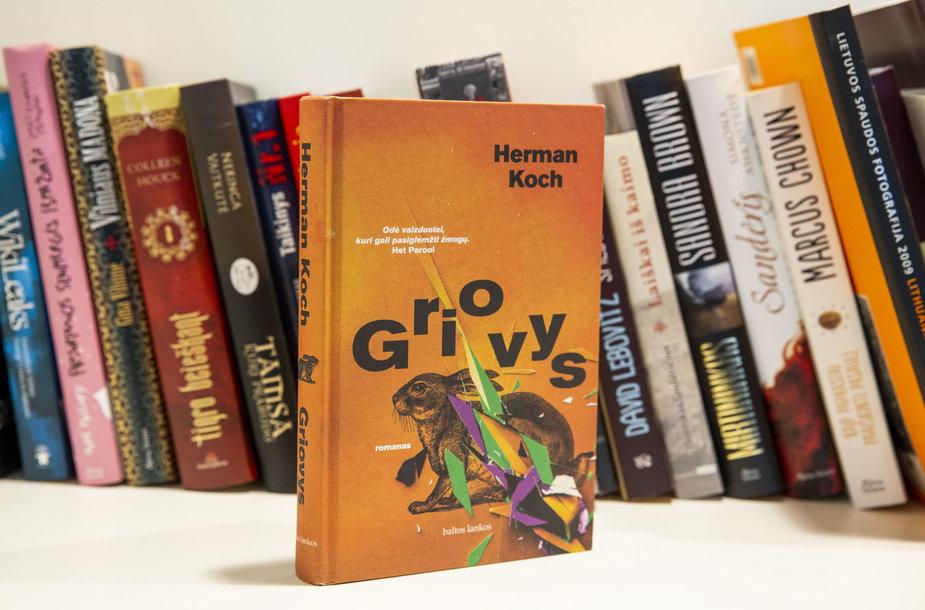 """Hermano Kocho knyga """"Griovys"""""""
