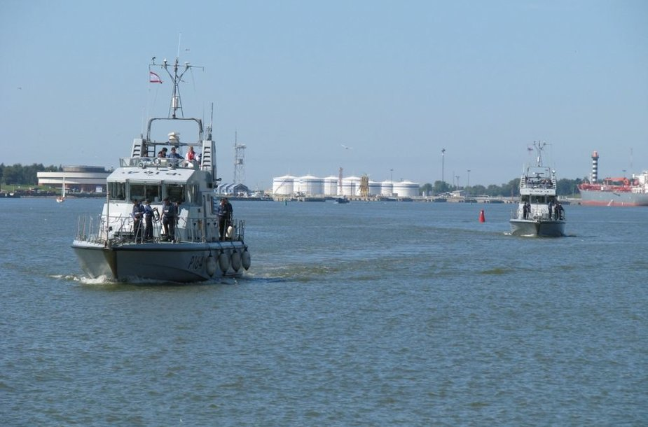 Patruliniai laivai