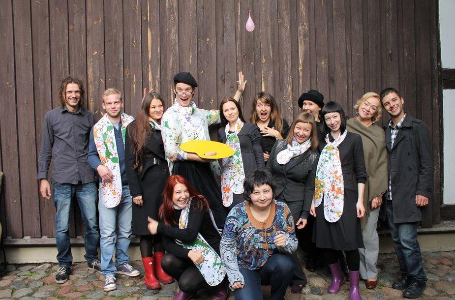 Klaipėdos lėlių teatro sezono atidarymas