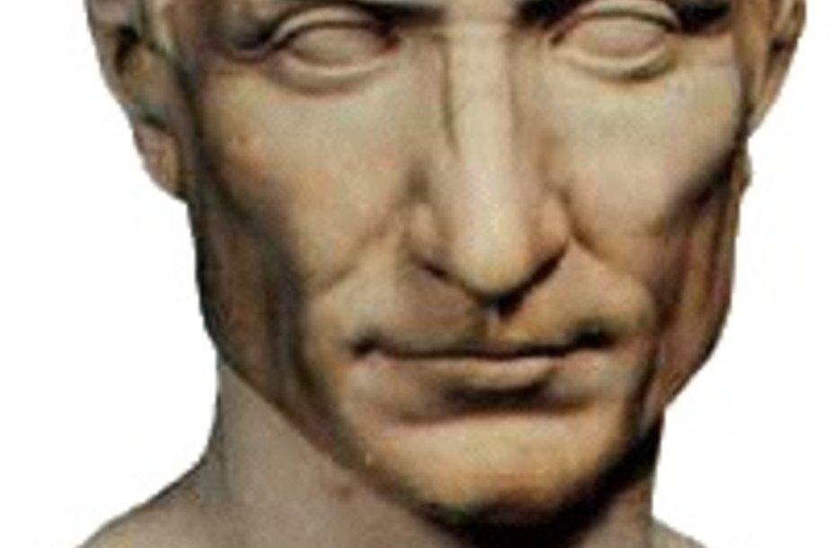 Julijaus Cezario skulptūra