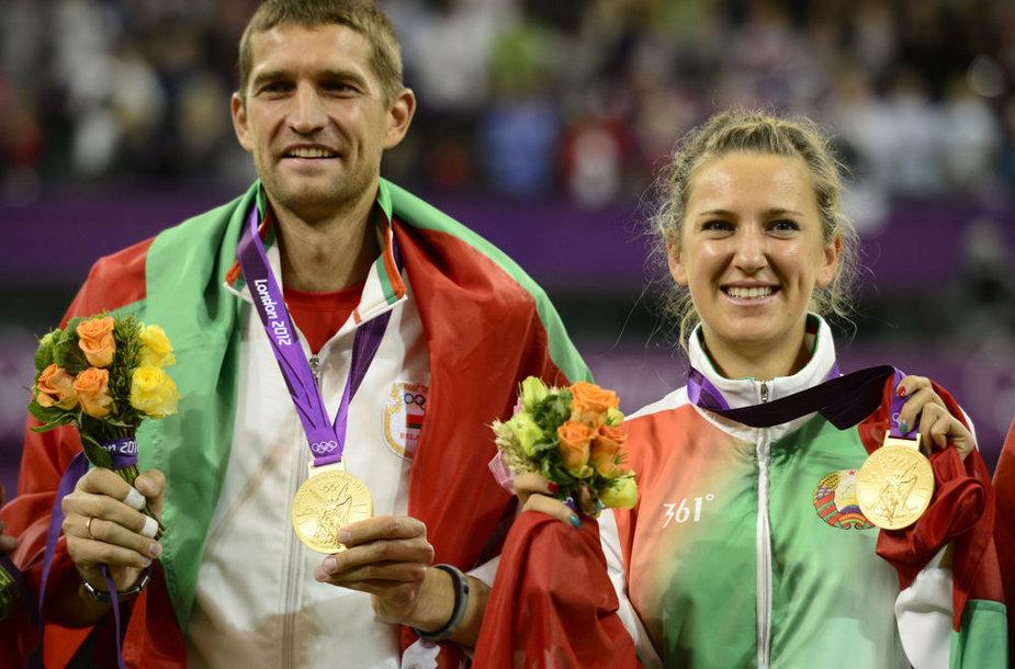 M.Mirnyj, su tautiete Vikorija Azarenka tapęs Londono olimpinių žaidynių čempionu, ėmėsi rizikingos misijos