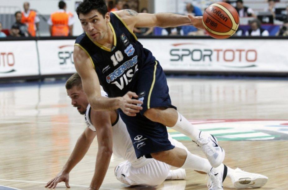 Carlosas Delfino