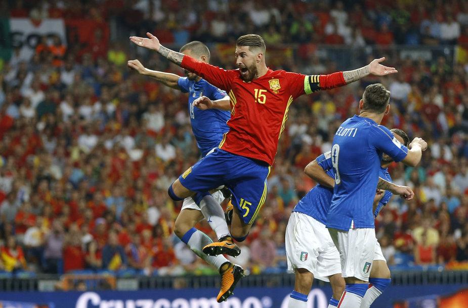 Ispanija – Italija