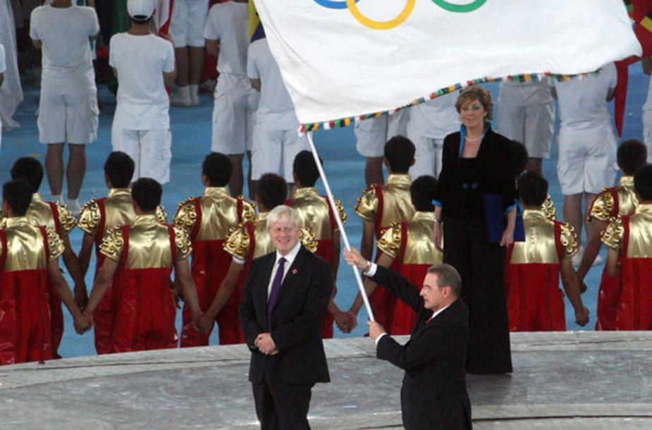 Pekino olimpinėse žaidynėse