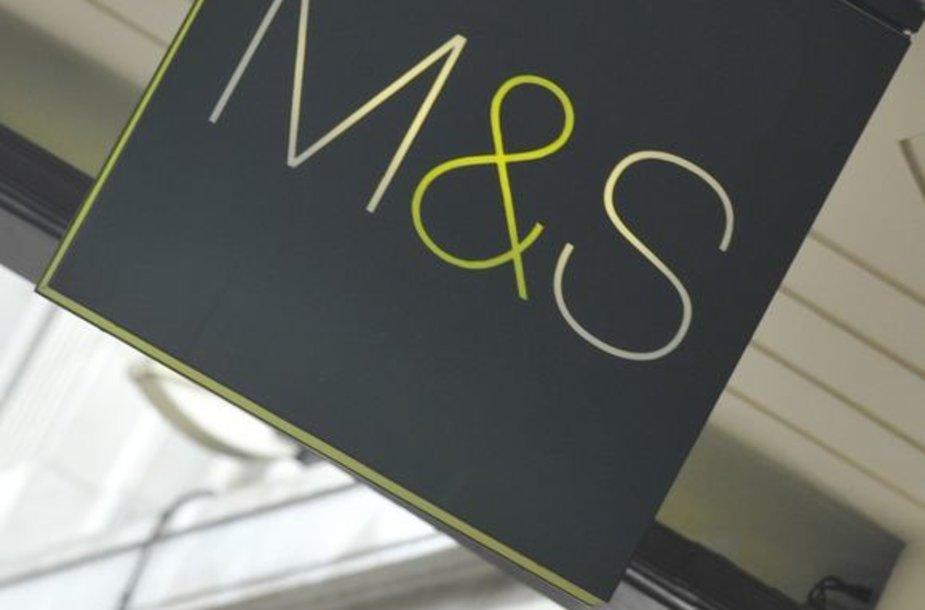 """""""Marks & Spencer"""""""