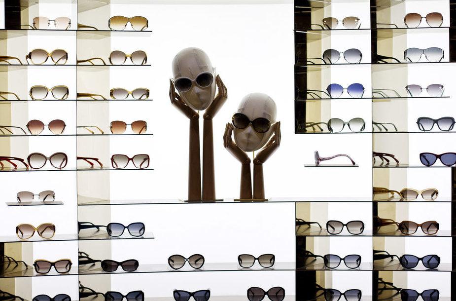 """""""Louis Vuitton"""" akiniai nuo saulės"""