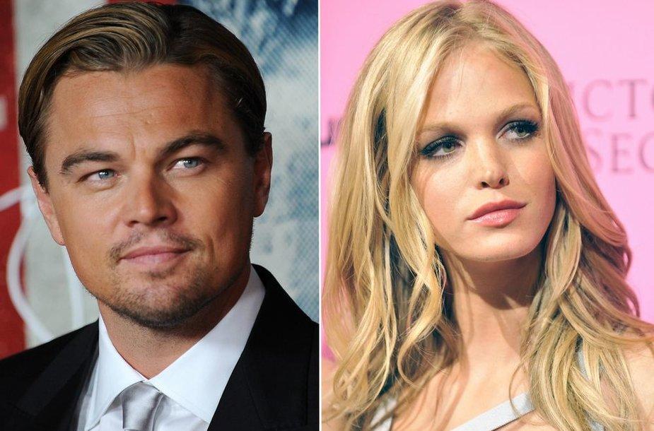 Leonardo DiCaprio ir Erin Heatherton