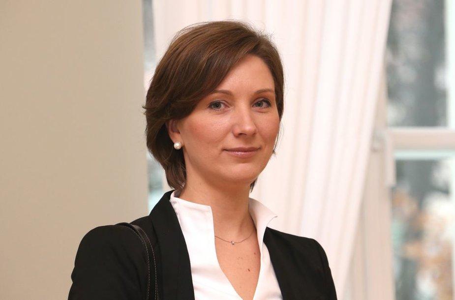 Mykolo Romerio universiteto profesorė Asta Dambrauskaitė