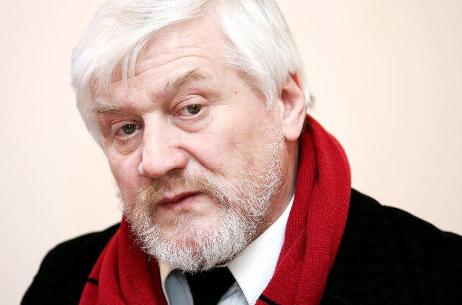 Dabartinis Lietuvos rusų dramos teatro vadovas Jonas Vaitkus