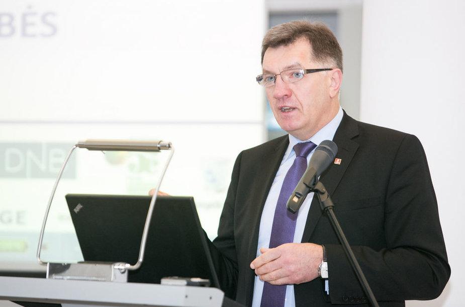 """Algirdas Butkevičius pasveikino Lietuvos nekilnojamojo turto plėtros asociacijos konferencijos """"NT rinka: mokesčių naujienos ir perspektyvos, energetika, finansavimo galimybės"""" dalyvius"""