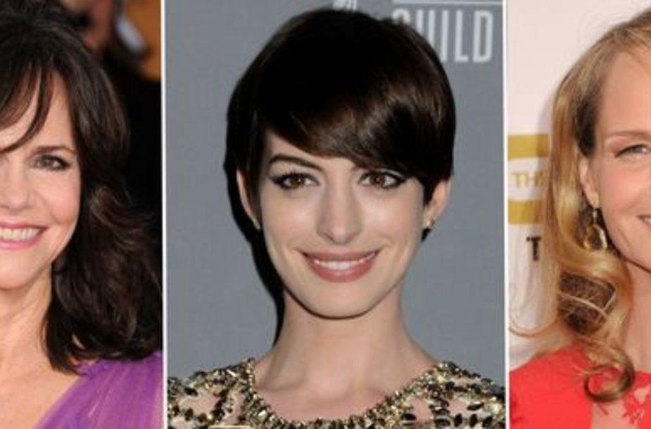 Amy Adams, Sally Field, Anne Hathaway, Helen Hunt ir Jacki Weaver.