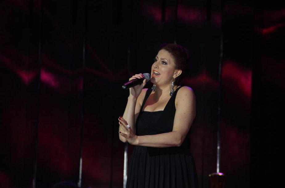 "Julija Jegorova festivalyje ""Slavianskij Bazar"""