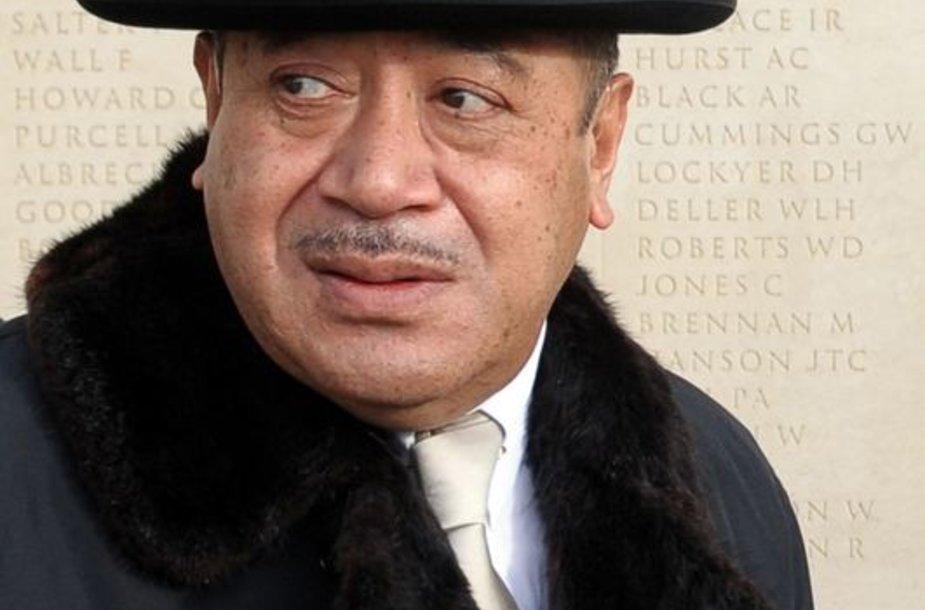 Tongos karalius George'as Tupou V