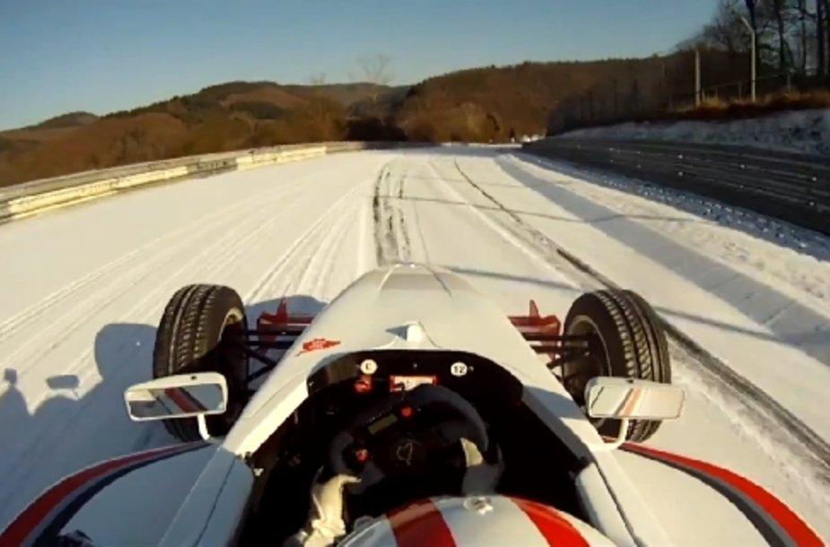 Formulė Niurburgringo trasoje