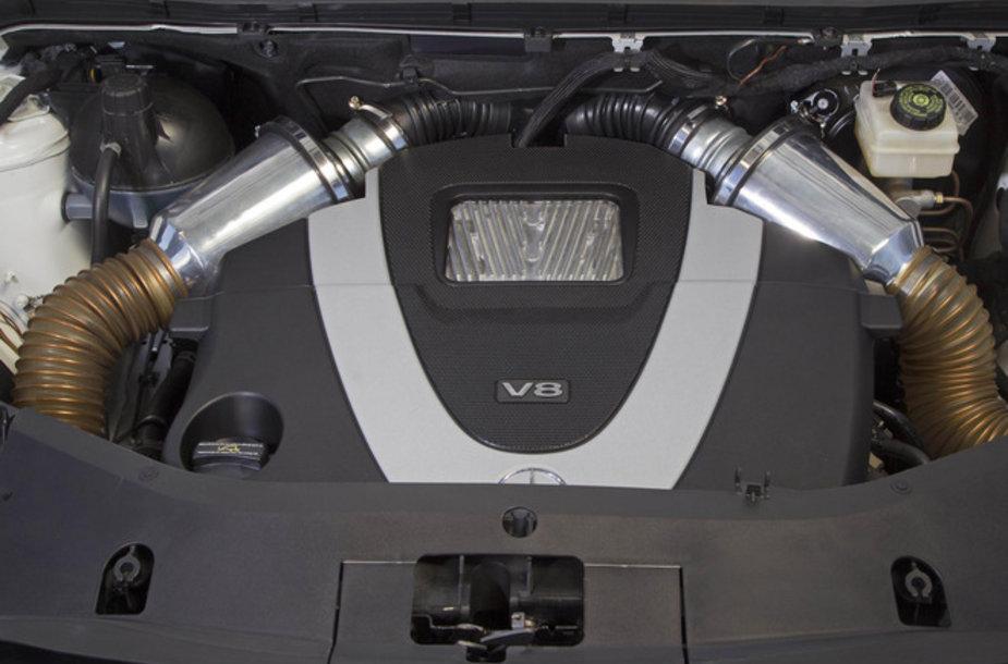 """Mercedes-Benz B55"""