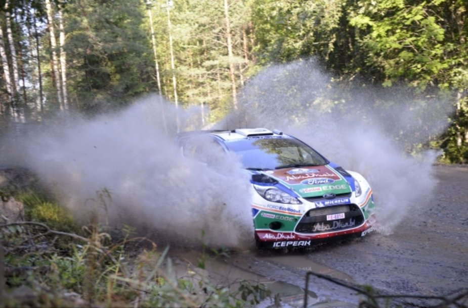 """Jari-Matti Latvala, """"Ford Fiesta"""""""