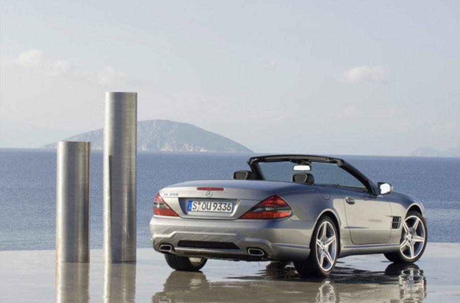 """""""Mercedes-Benz SL"""""""