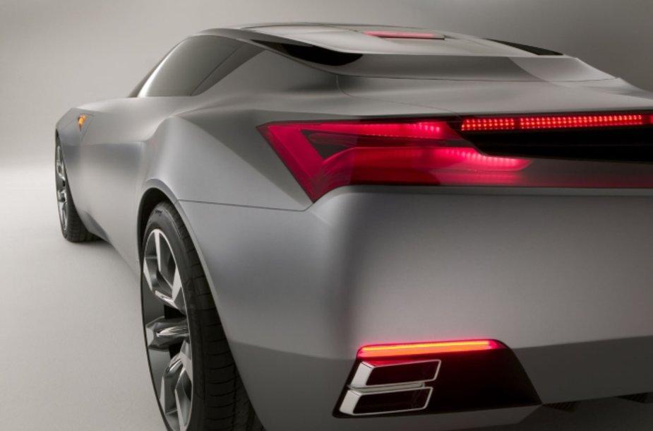"""Acura Advanced Sports Car"" koncepcinis modelis"