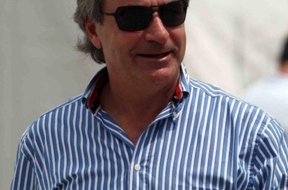 Carlosas Sainzas