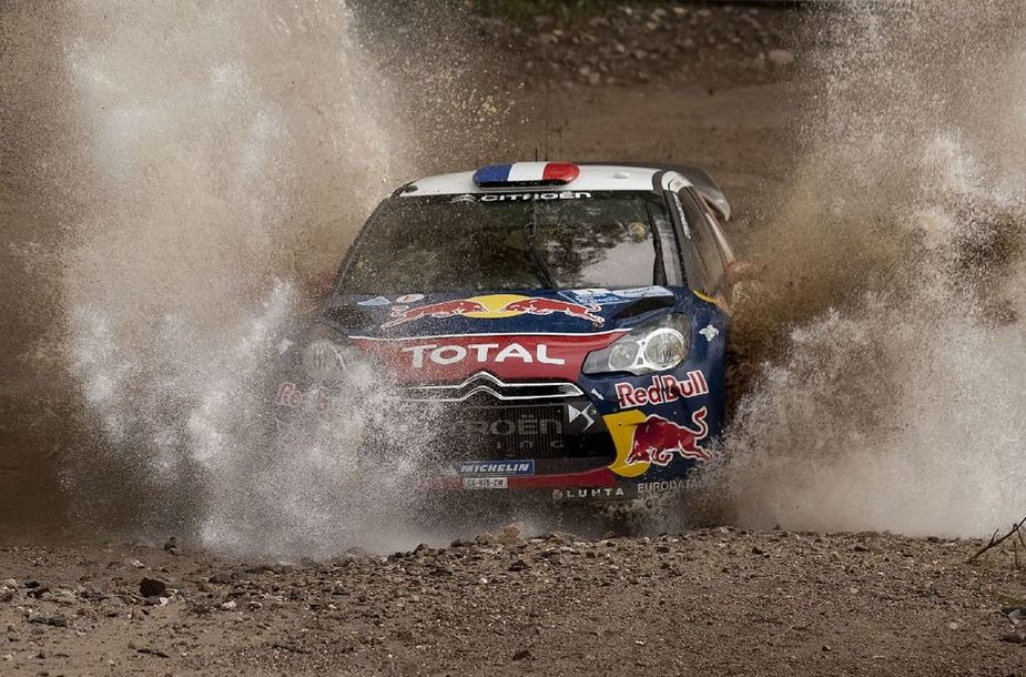 WRC Argentinos ralis