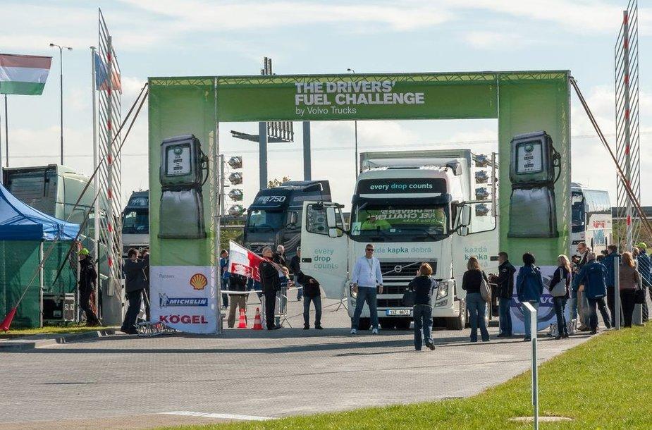 """""""The Drivers' Fuel Challenge 2012"""" akimirka"""