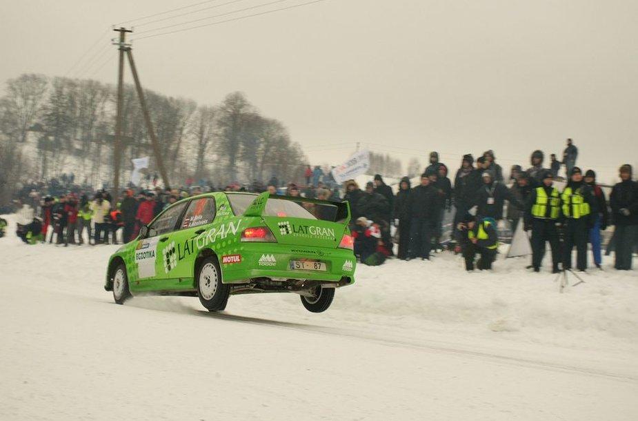 """""""Halls Winter Rally 2011"""""""