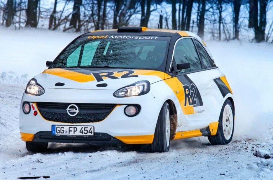 """""""Opel Adam R2"""""""