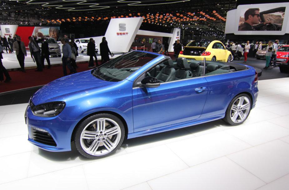 """""""Volkswagen Golf R Cabrio"""""""