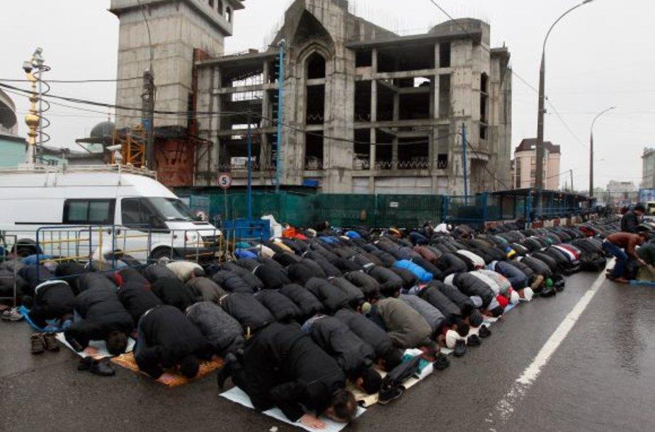 Musulmonai gedi M.Mechtijevo