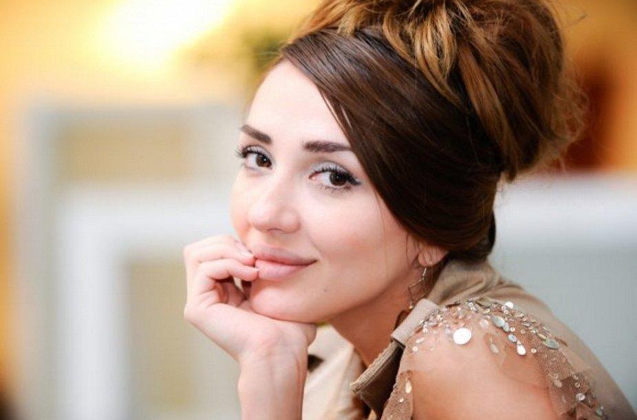 """Azerbaidžanui """"Eurovizijoje"""" atstovaus Sabina Babajeva"""