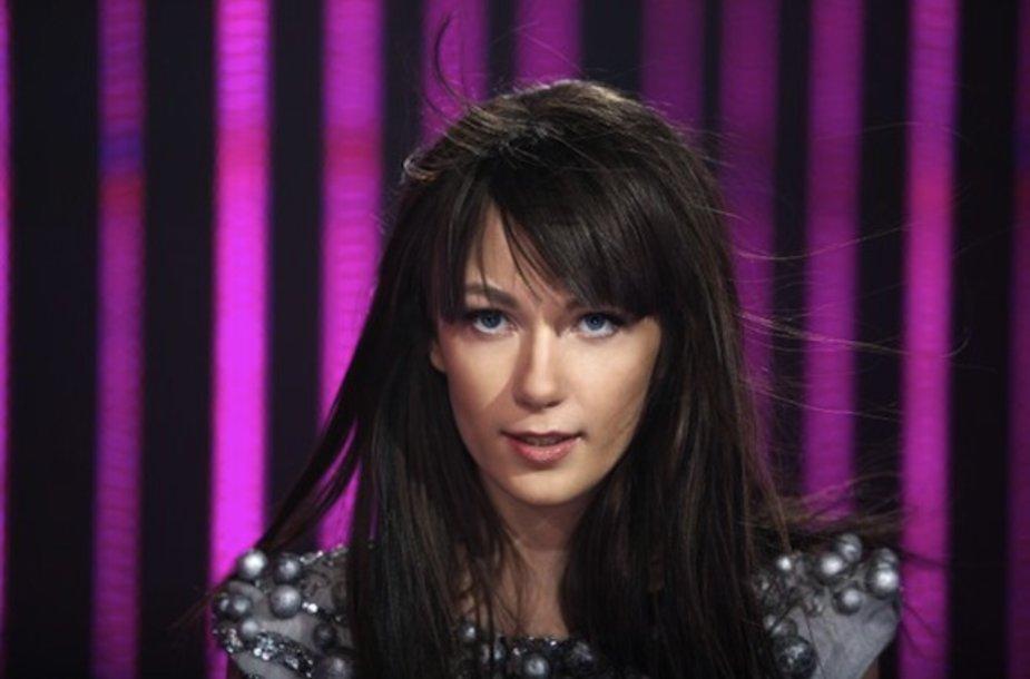 """Baltarusijos atstovė """"Eurovizijoje"""""""
