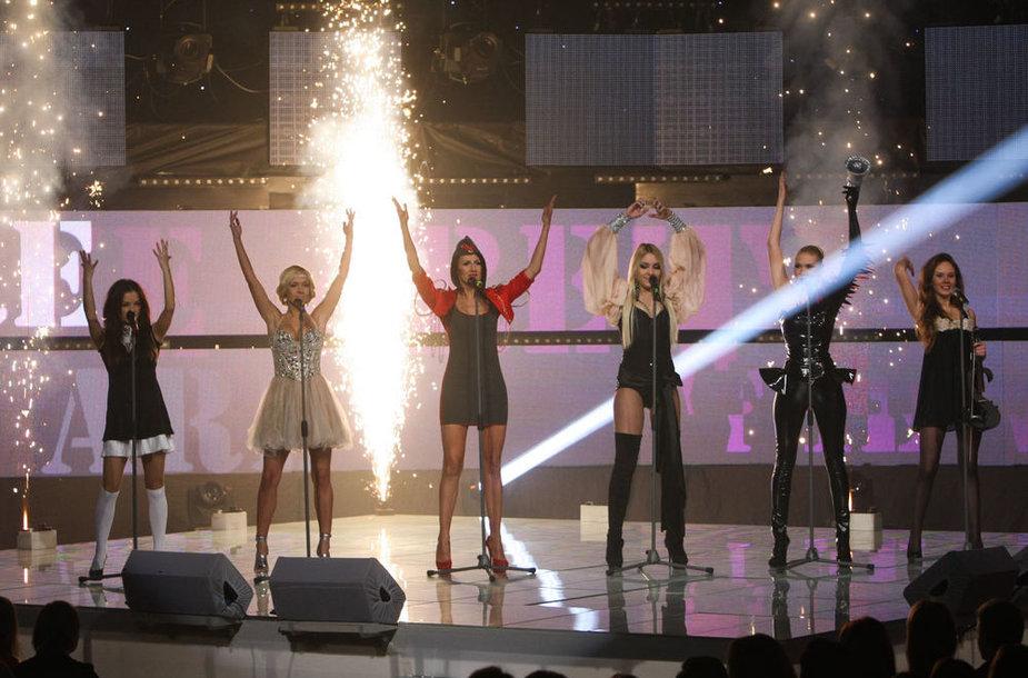 """""""Pop Ladies"""" nacionalinėje """"Eurovizijos"""" atrankoje"""