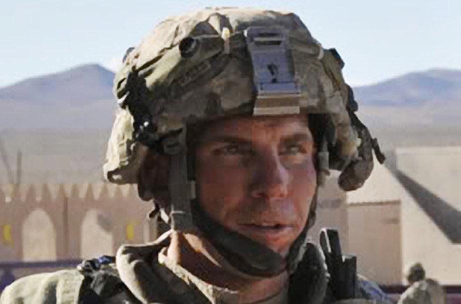 16 afganų nužudęs JAV karys Robertas Balesas