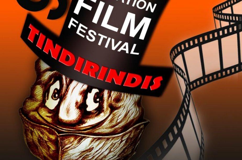 """Tarptautinis animacinių filmų festivalis """"Tindirindis"""" pradeda žygį per Lietuvą"""