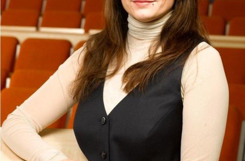 Erika Vaiginienė, Vilniaus universiteto Tarptautinio verslo mokyklos direktoriaus pavaduotoja mokslui, inovacijoms ir kokybei.