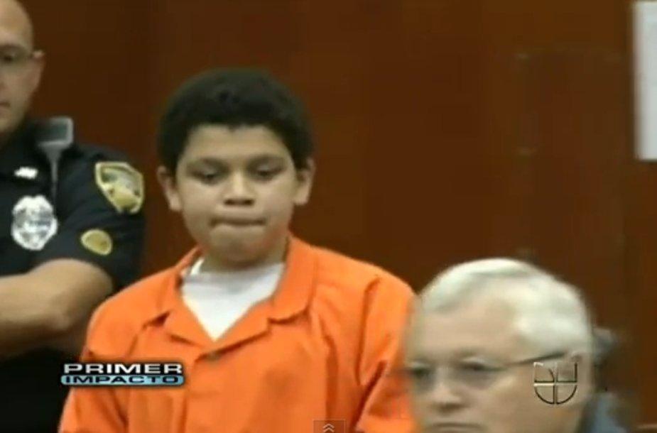 Trylikametis žudikas Cristianas Fernandezas