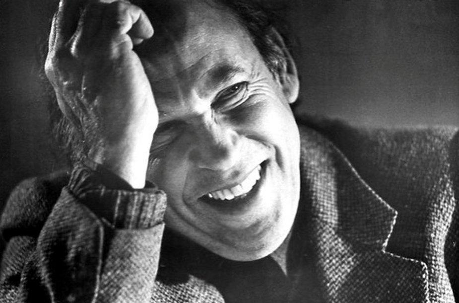 Amerikoje mirė Lietuvos teatro bičiulis ir rėmėjas Bernardas Sahlensas
