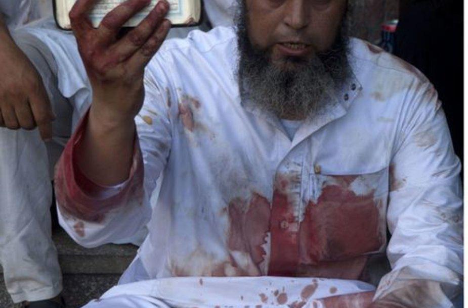 Kruvini susirėmimai Egipte