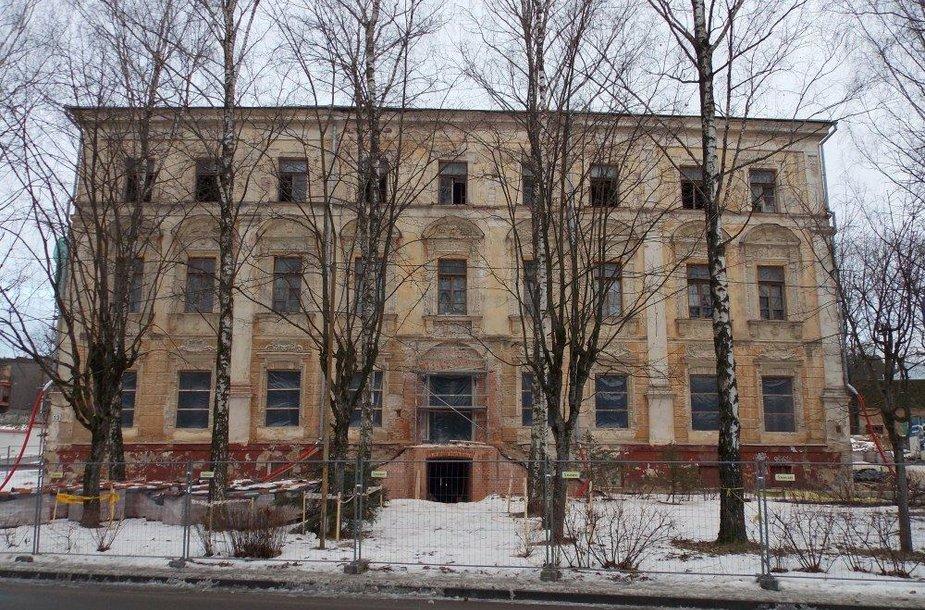 Sapiegų rūmai Antakalnyje