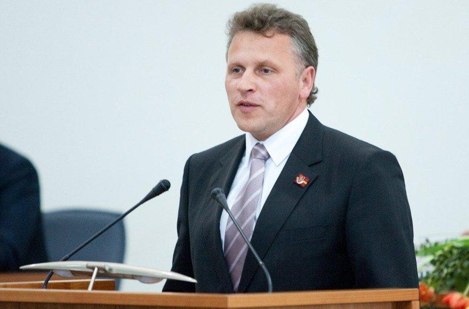 Vakdas Klimantavičius, Vilniaus savivaldybės administracijos direktorius